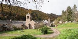 Abadía cisterciense de Bonnecombe en cister .org