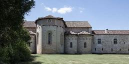 Abadía cisterciense de Flaran en cister .org