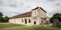 Abadía cisterciense de Maubuisson en cister .org