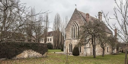 Abadía cisterciense de Saint-Andre en Gouffern en cister .org