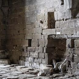 Galería fotográfica de calefactorios cistercienses en cister .org