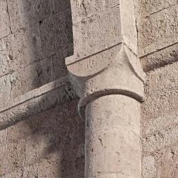 Galería fotográfica de capiteles cistercienses en cister .org