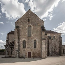 Galería fotográfica de fachadas oeste de iglesias cistercienses en cister .org