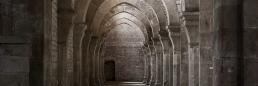 Iglesia de la abadía cisterciense de Fontenay en ezza cister .org