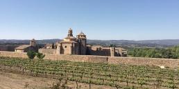 Monasterio cisterciense de Poblet. Hospedería interna en ezza cister .org