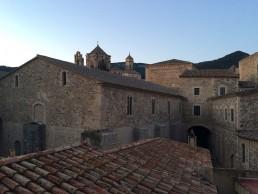 Monasterio cisterciense de Poblet en la web ezza cister .org