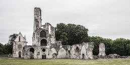 Abadía cisterciense de Chaalis en cister .org