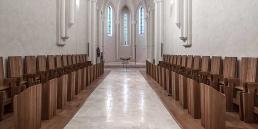 Abadía cisterciense de Echourgnac en cister .org