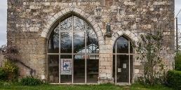 Abadía cisterciense de Gimont-Planselve en cister .org