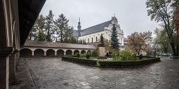 Abadía cisterciense de Mogila en cister .org