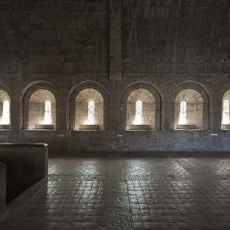 Galería fotográfica de dormitorios cistercienses en cister .org