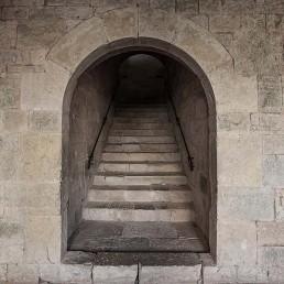 Galería fotográfica de escaleras cistercienses en cister .org
