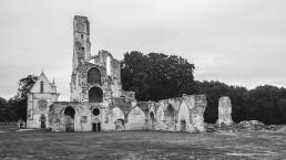Abadía cisterciense Chaalis
