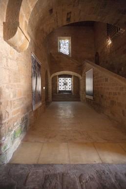 Edificio conversos de Fontfroide cisterciense