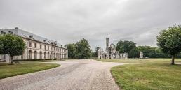 Abbaye de Chaalis arquitectura cisterciense en cister org