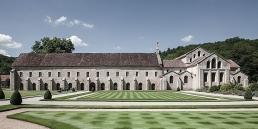 Abadía cisterciense de Fontenay en cister .org
