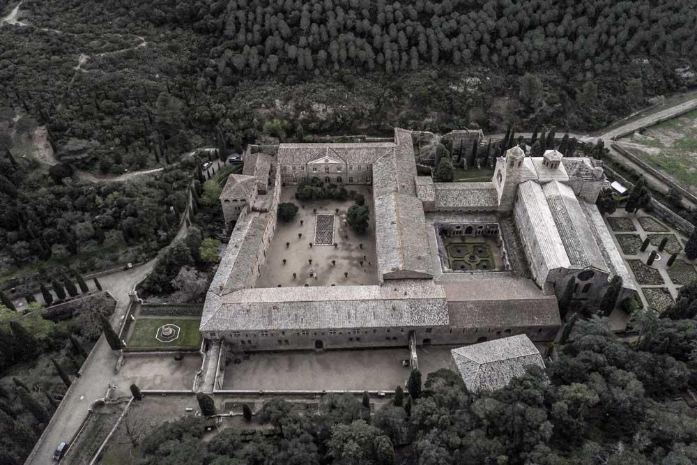 Abadía cisterciense de Fontfroide