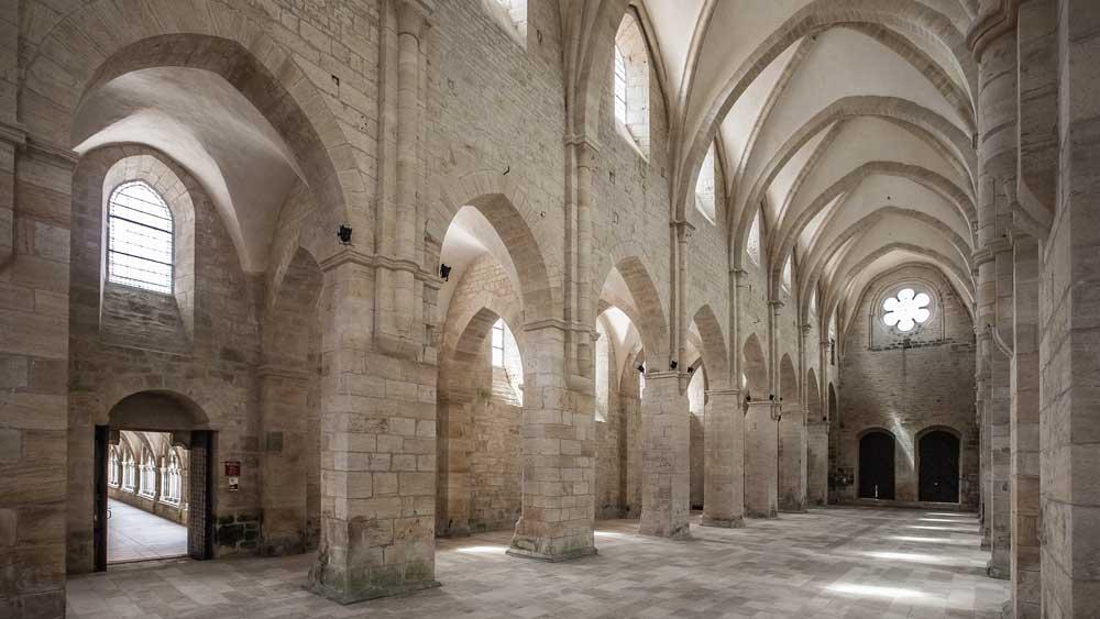 Iglesia de Noirlac