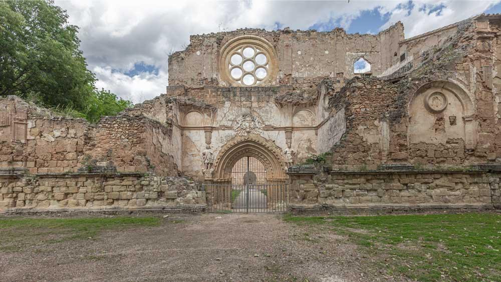 Monasterio cisterciense de Piedra.