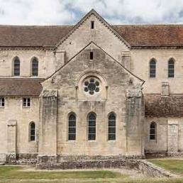 Galería fotográfica de ábsides cistercienses en cister .org