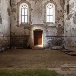 Galería fotográfica de pavimentos cistercienses en cister .org